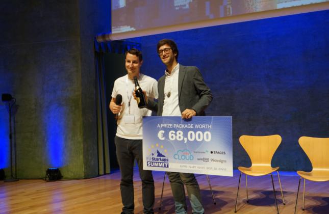 MedicSen-EU-Startups-Pitch-Winner