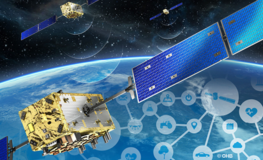 New satellite navigation ideas are awarded with prizes worth over