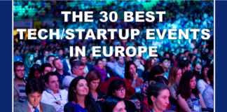 Startup-Events-Europe