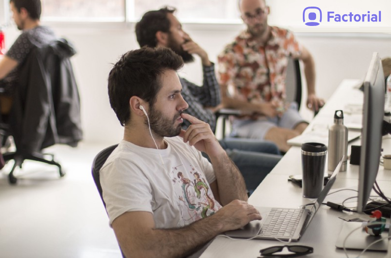 Barcelona-based Factorial raises €2.8 million to change the current work paradigm