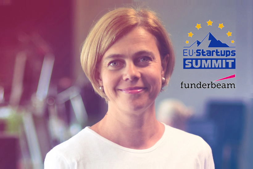 Funderbeam CEO Kaidi Ruusalepp will speak at our EU-Startups Summit on May 2-3 in Barcelona
