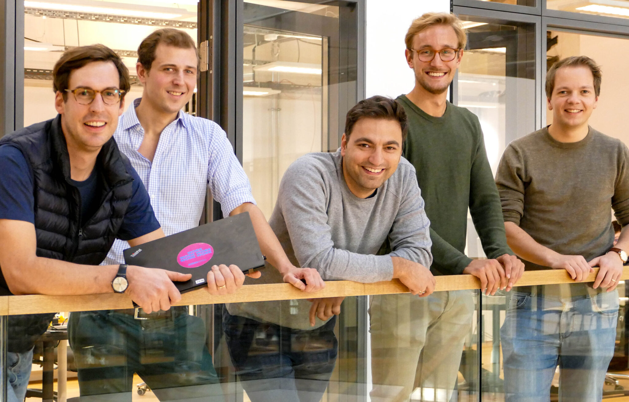 Berlin-based HR startup Zenjob has raised €15 million to connect ...