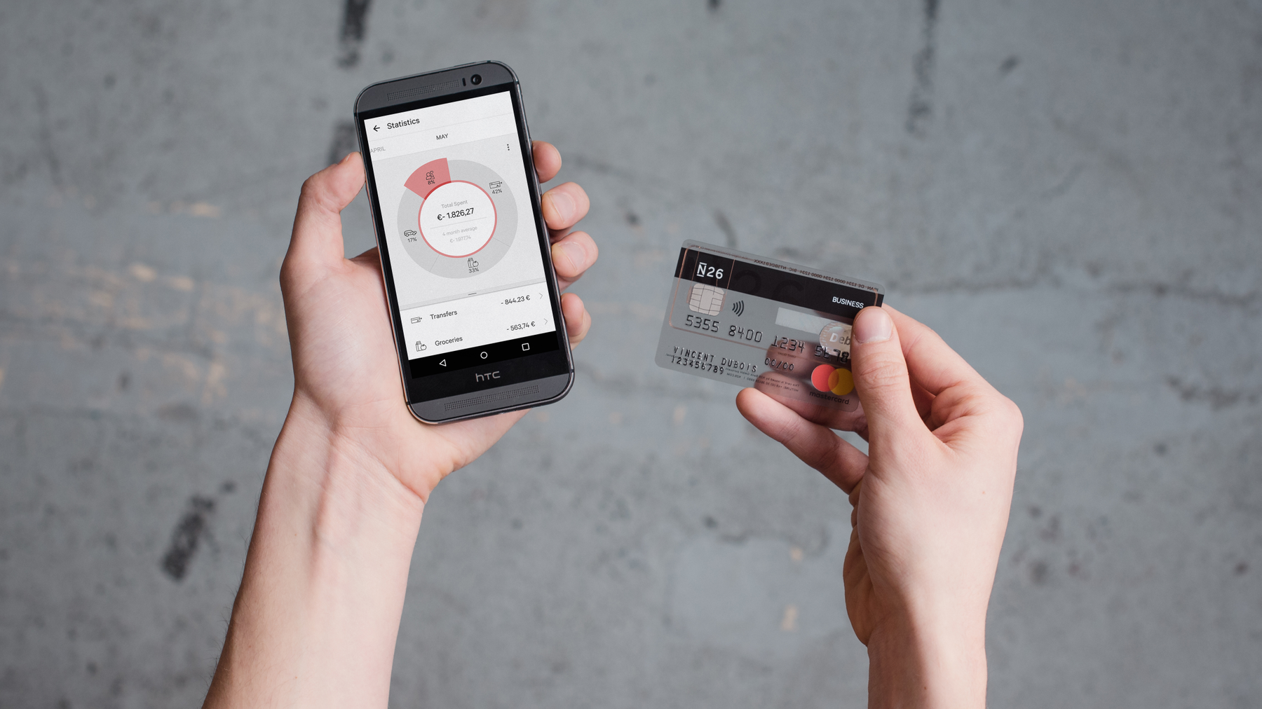 d39d418689c Mobile bank N26 launches in Denmark