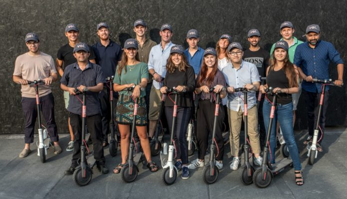 VOI Scooters - Team