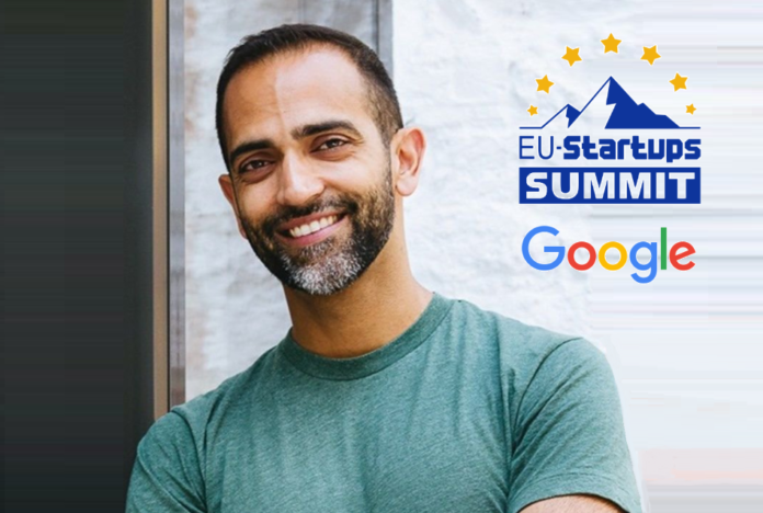 Amrit-Dhir-Google-EU-Startups-Summit