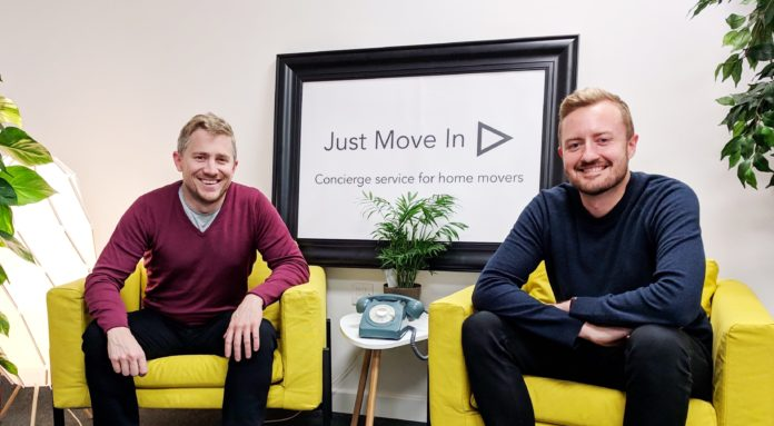Tom and Ross - Just Move In (1)