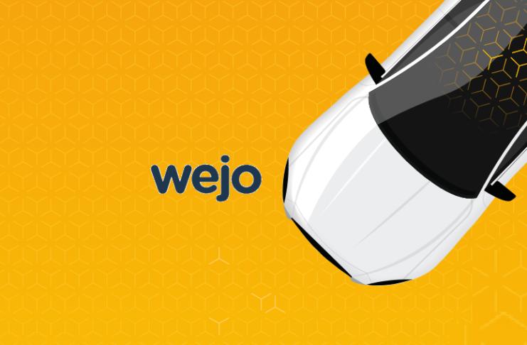 Wejo-startup