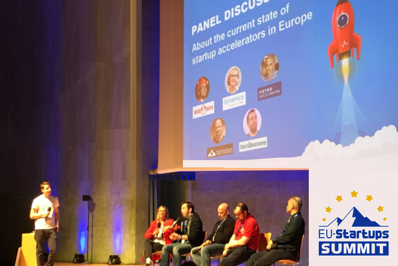 Accelerator panel at this year's EU-Startups Summit: Meet Techstars, APX, Wayra, Rockstart, and Startup Wise Guys!