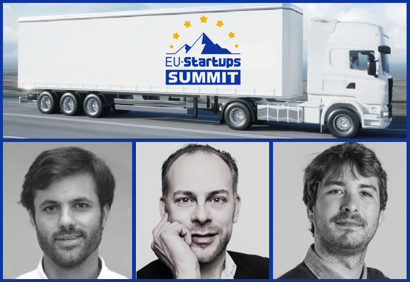 Ontruck, Fretlink and Maersk will join us at the EU-Startups