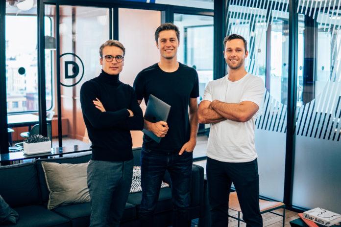 Passbase Founders - Felix Gerlach, Mathias Klenk, Dave McGibbon