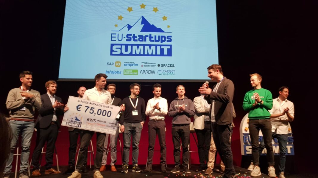 Meet Tribe The Winner Of Our Big Pitch Competition At This Years Eu Startups Summit