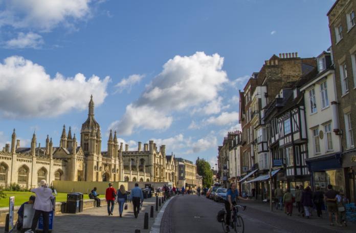 Cambridge-startups