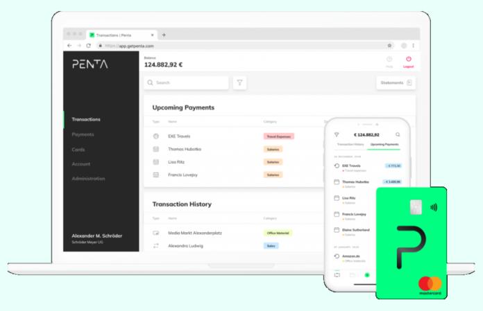 Penta-fintech-startup