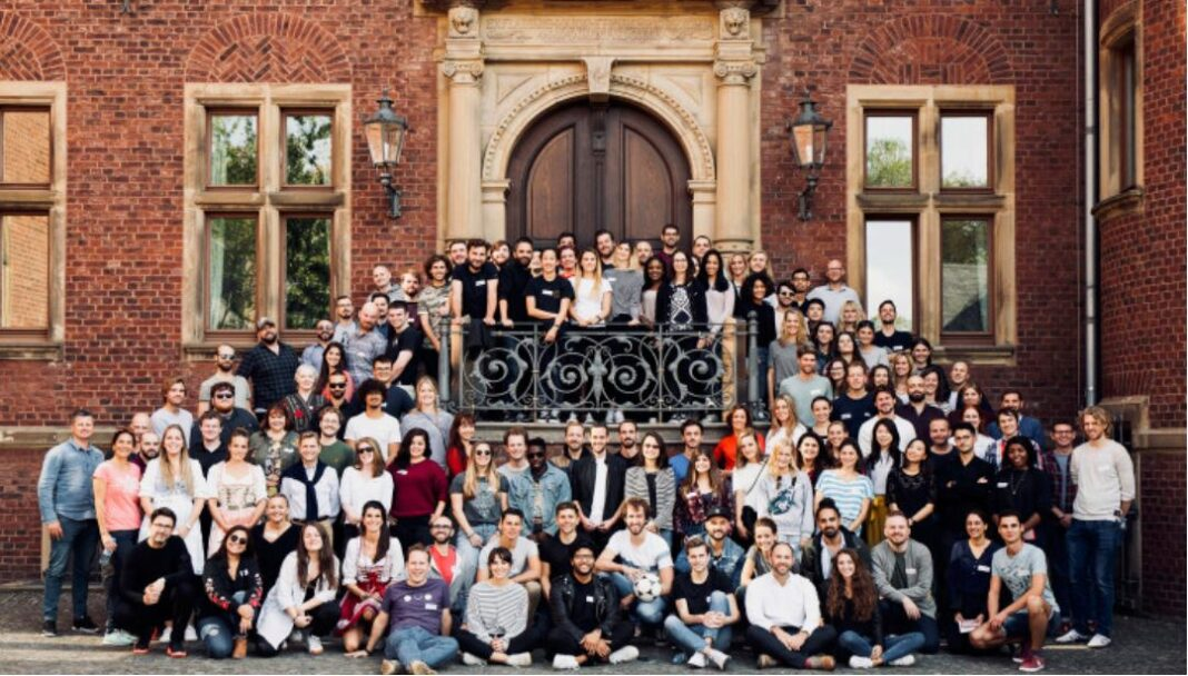 Amsterdam-based file sharing platform WeTransfer has raised €35 million to develop more tools for the creative community