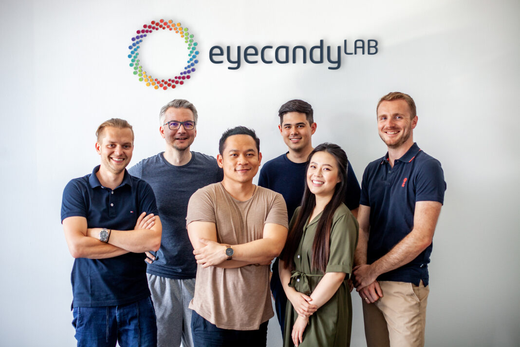 Munich-based augmented reality startup eyecandylab raises €1.35 million seed round