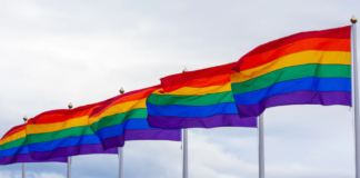 rainbow-flags