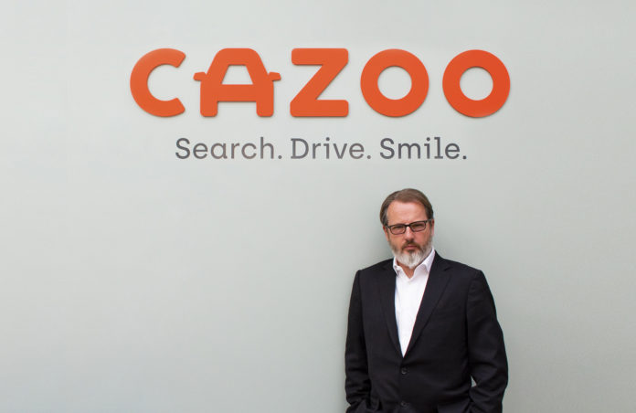 Alex Chesterman OBE Founder & CEO Cazoo
