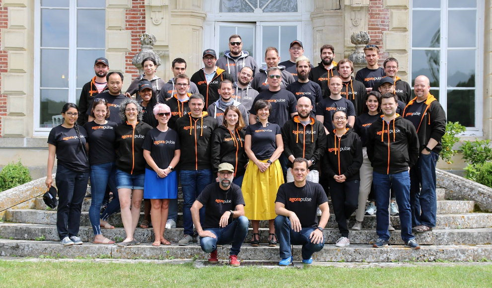 Agorapulse, a previously bootstrapped social media management platform, raises €16.6 million