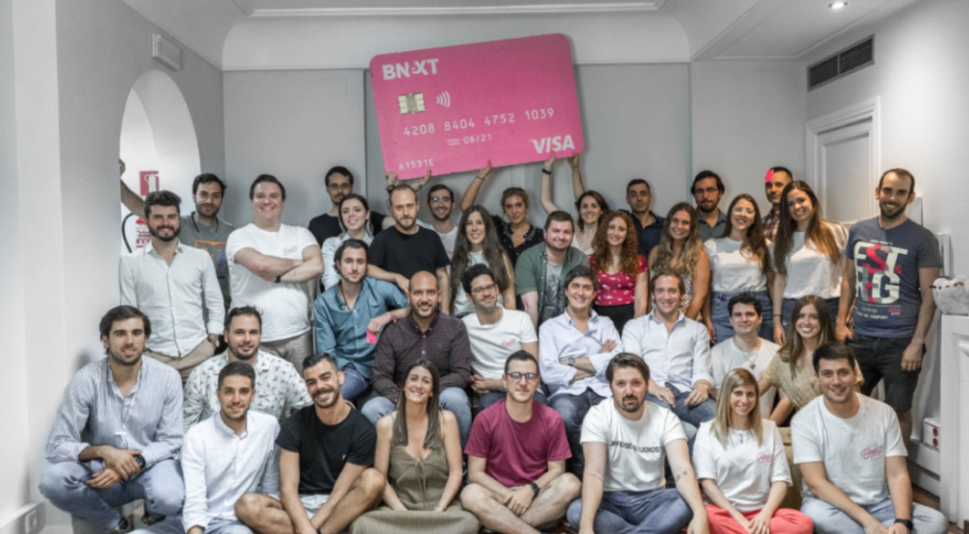Madrid-based fintech startup BNext raises €21 million Series A round in Spain led by DN Capital