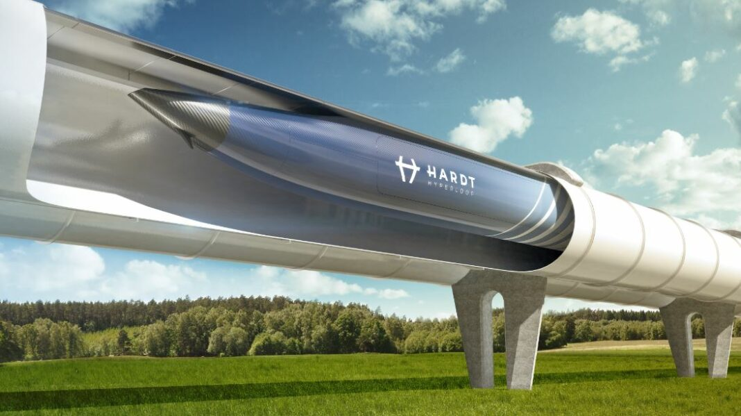 Delft-based Hardt Hyperloop raises multi-million euro round to develop high-speed, zero emissions transportation