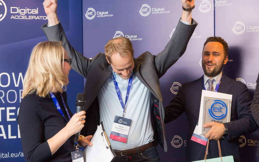 EIT Digital Challenge awarded the 10 best European deep tech scaleups of 2019