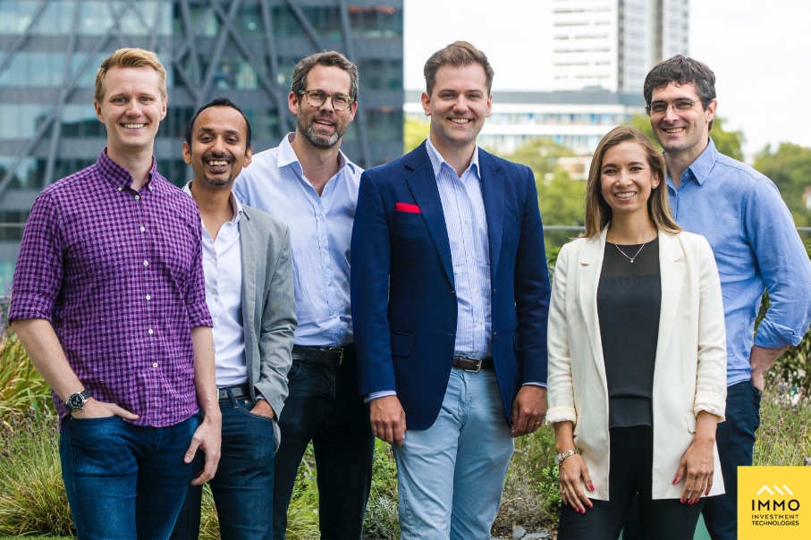 London-based real estate fintech startup IMMO raises €72 million to accelerate growth