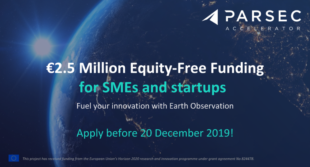 Calling all innovators for Food, Energy and Environment: €2.5 million equity-free funding available from the PARSEC Accelerator (Sponsored)