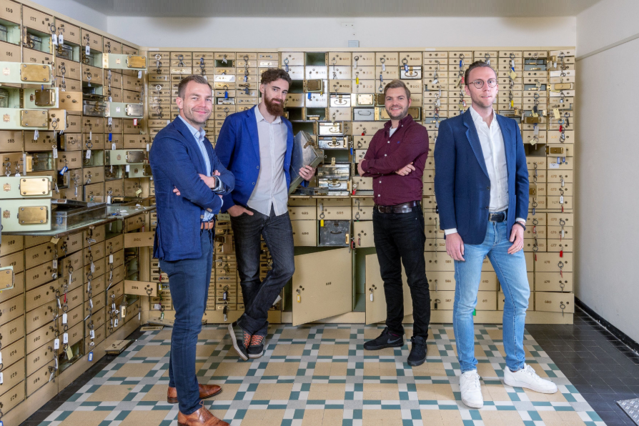 Dutch fintech startup Flow Your Money receives €600K prior to their app launch