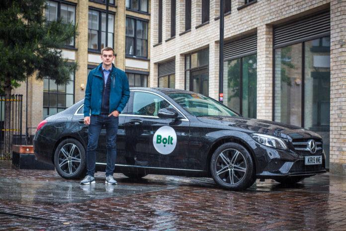 Markus founder Bolt
