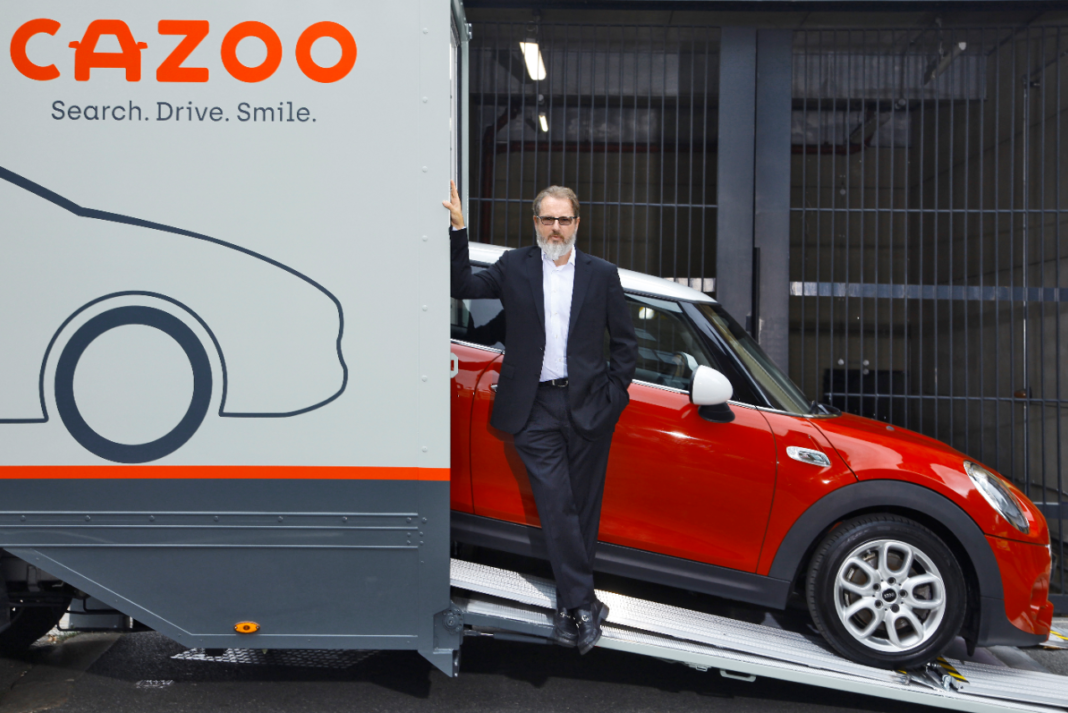 London-based Cazoo, a new way to buy used cars, launches today and breaks record for pre-launch funding