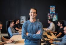 HypeLabs founder Carlos Lei