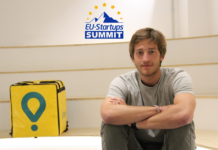 Oscar-Pierre-Glovo-EU-Startups-Summit
