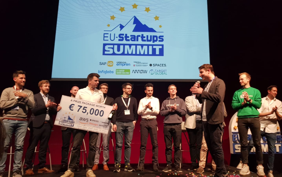 Apply now to join the finals of our big Pitch Competition at the EU-Startups Summit on May 28-29 in Barcelona!
