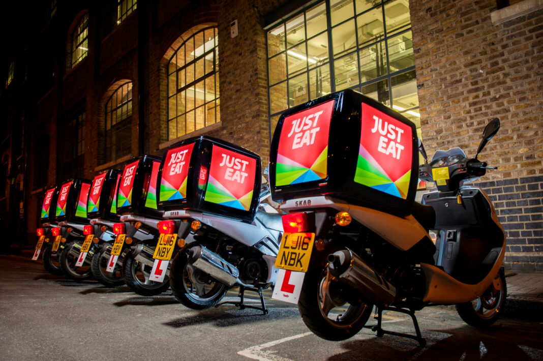 Takeaway Seals Victory in $8-Billion Just Eat Bidding War