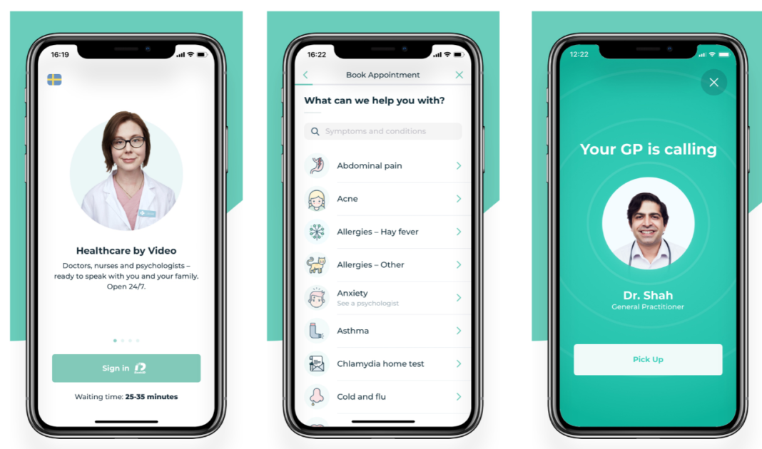 Stockholm-based KRY secures €140 million to expand its health app for  online doctor appointments | EU-Startups