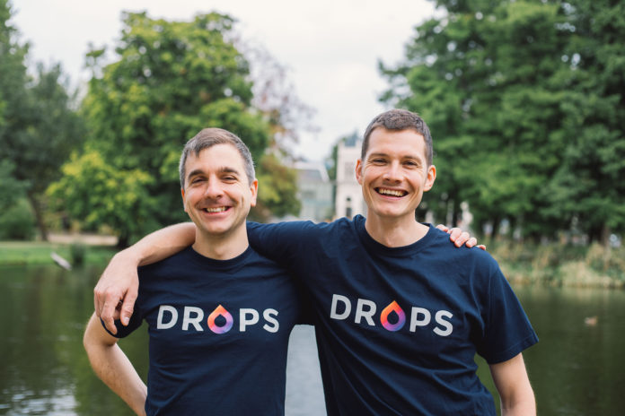Drops founders