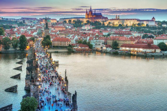 prague czech startups