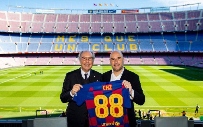 FC Barcelona Chiliz