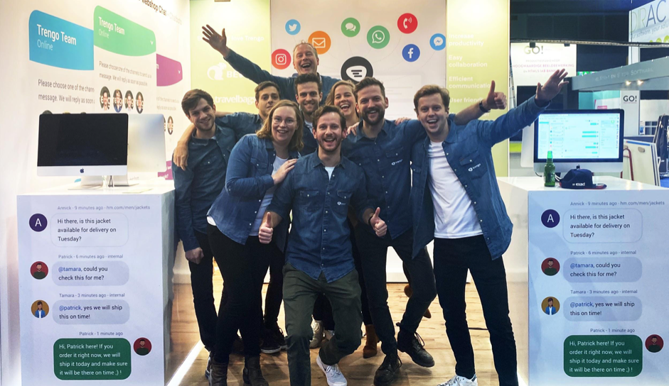 Utrecht-based Trengo, a shared inbox startup, raises €1.75 million to expand in Europe