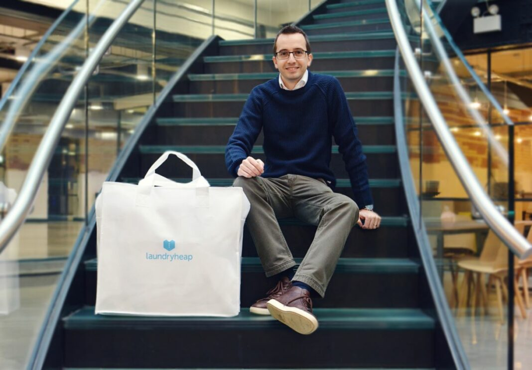 """""""VC funding exists to add value, not be a lifeline"""": Interview with Laundryheap's Founder Deyan"""