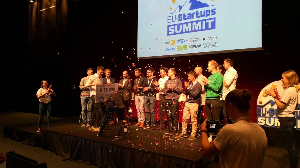 Meet the 15 finalists of the pitch competition at this year's EU-Startups Summit!