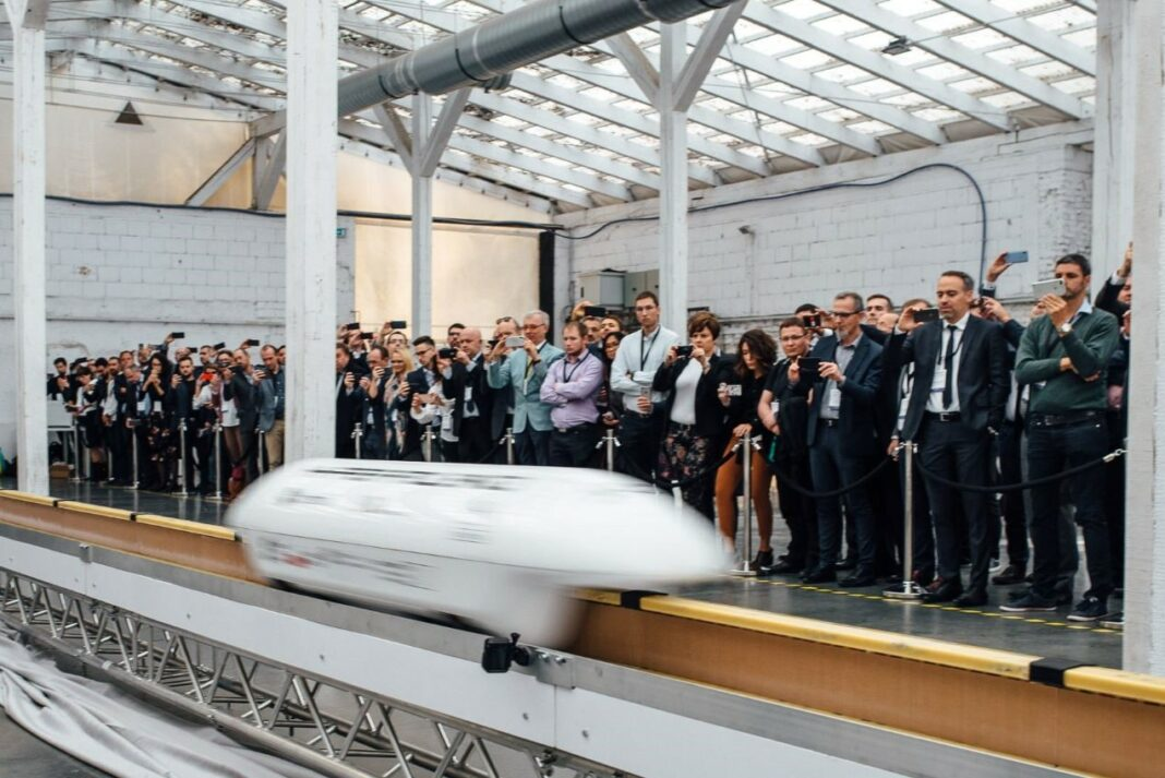 Hyper Poland nabs €500K to develop magnetic levitation railways in Europe