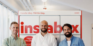 Instabox founders