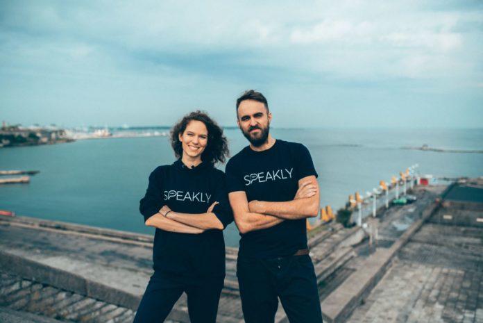 Speakly founders