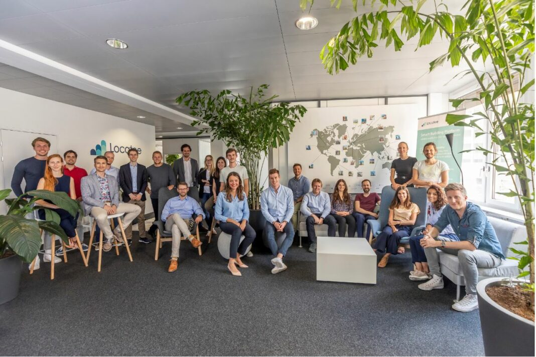Zurich-based Locatee raises €7.1 million to help businesses adapt to new office environments
