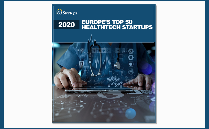 Premium Report: Europe's TOP 50 HealthTech Startups