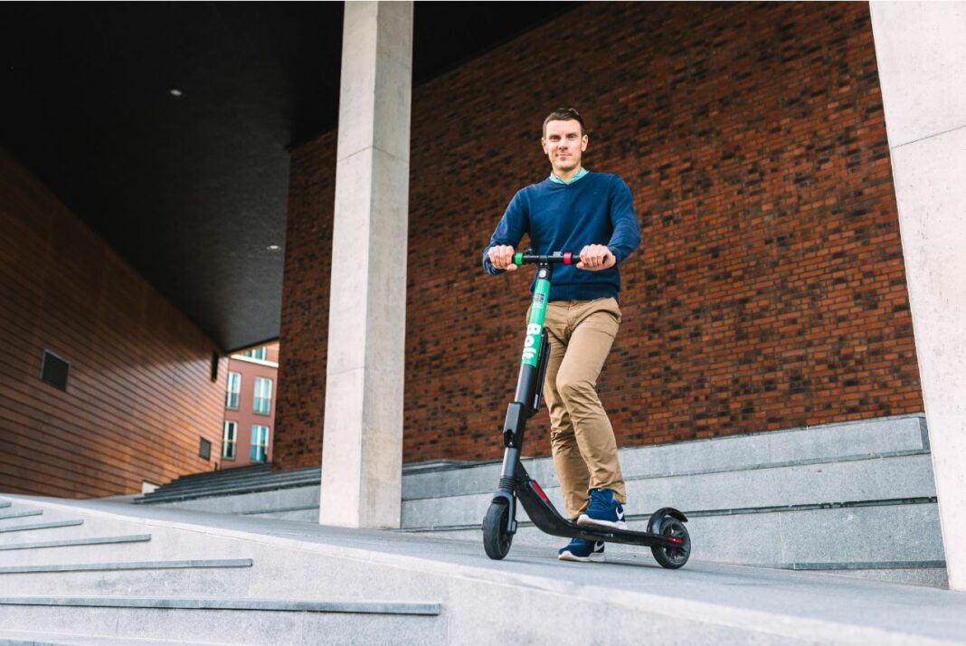 €150 million for Estonian startup Bolt, to further advance the quality and safety of its mobility services