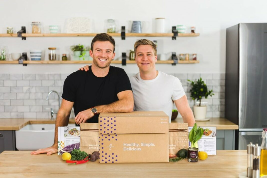 """This is just the beginning for online grocery services"": Interview with Mindful Chef's co-founder Giles Humphries"