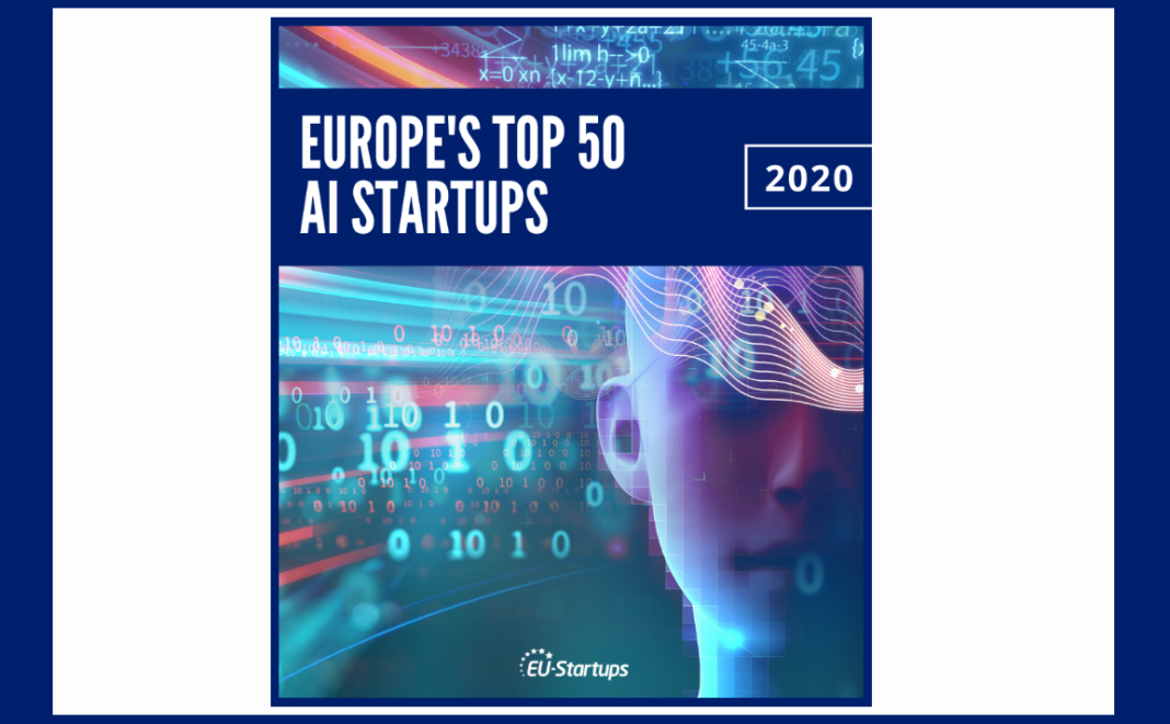 Premium Report: Europe's TOP 50 AI Startups