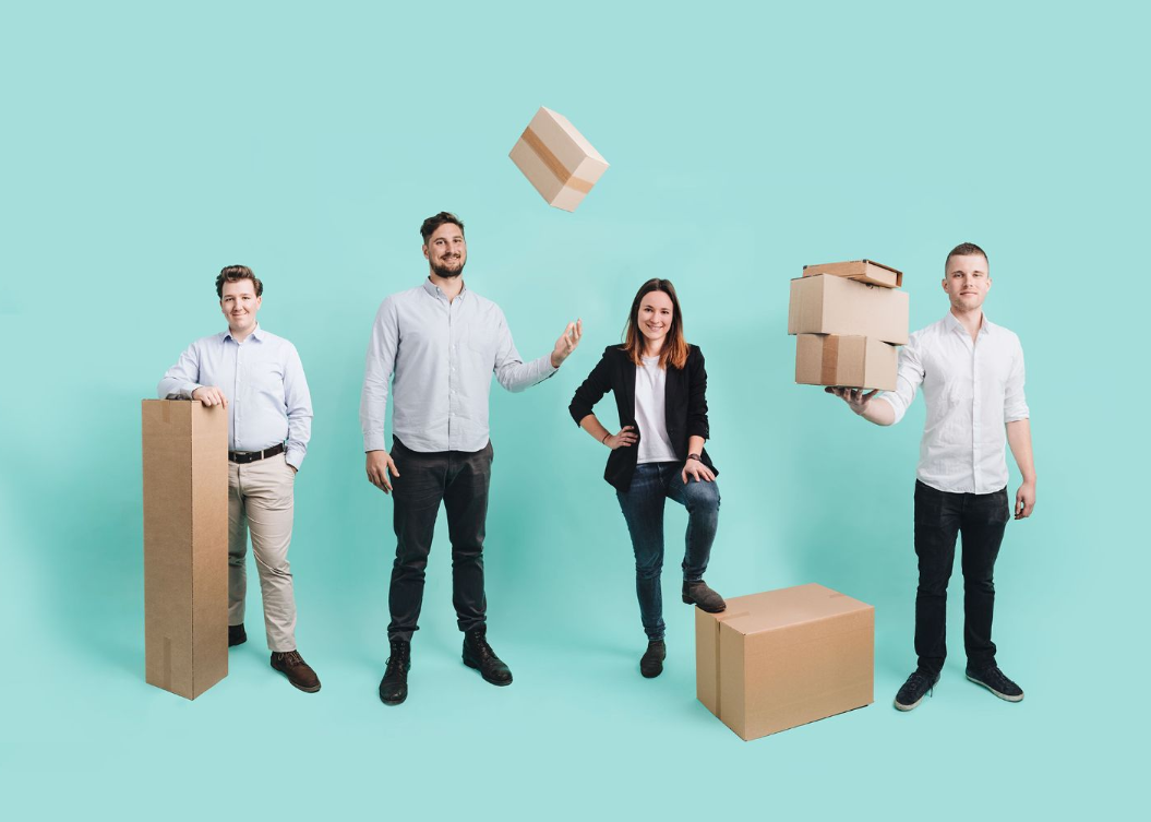 Berlin and Vienna-based logistics startup byrd raises €5 million Series A to scale up internationally